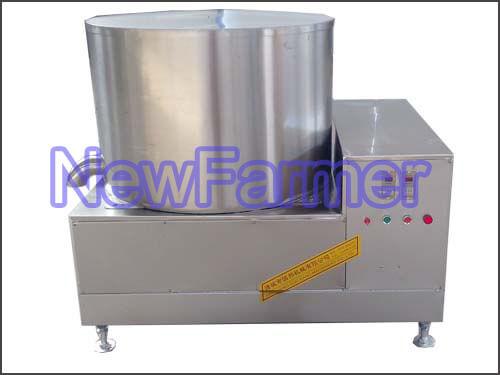 Dehydrator Deoiler Machine