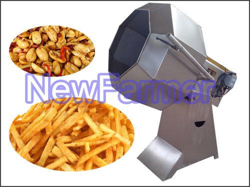 Flavouring Seasoning Machine
