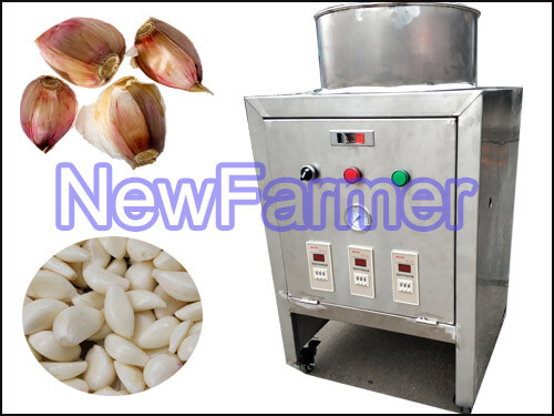small garlic peeler machine