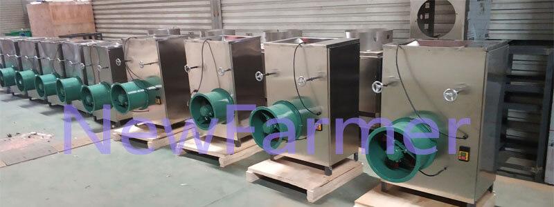 newfarmer Garlic Separator Machine